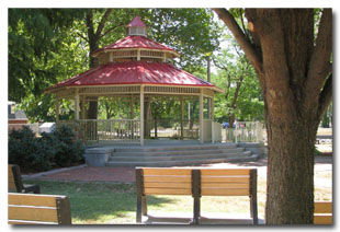 Tri Township Gazebo Perfect For Outdoor Weddings Entertainment Productions At Park